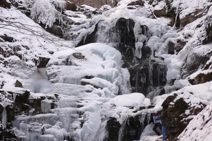 Фото людей зимой в контактеру - c6016