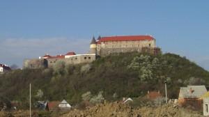Замок в Мукачево, Закарпатье