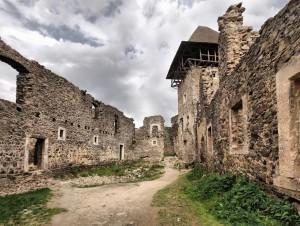 Невицкий замок, Закарпатье
