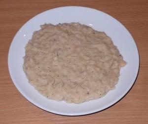 Карпатская кухня: фасолевая соломаха